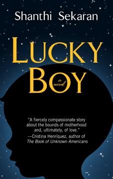 Lucky boy cover image
