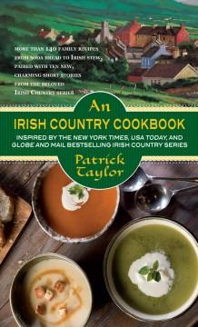 An Irish country cookbook cover image