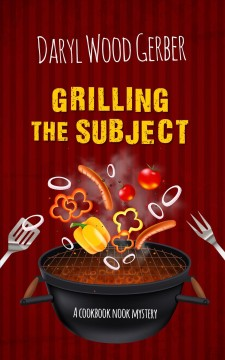 Grilling the subject cover image