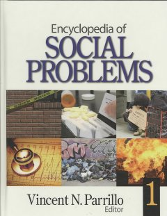 Encyclopedia of social problems cover image