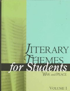 Literary themes for students. War and peace examining diverse literature to understand and compare universal themes cover image