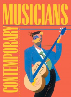 Contemporary musicians. Volume 6 profiles of the people in music cover image