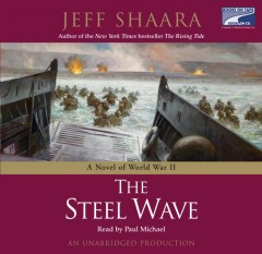 The steel wave [a novel of World War II] cover image
