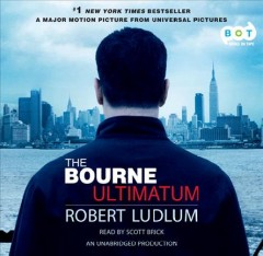 The Bourne ultimatum cover image