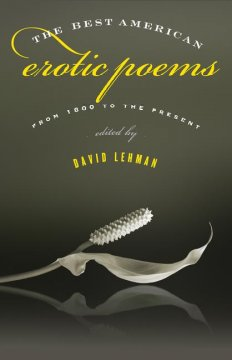 The best American erotic poems : from 1800 to the present cover image