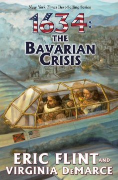 1634 : the Bavarian crisis cover image