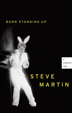 Born standing up : a comic's life cover image