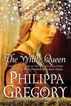 The white queen cover image