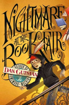 Nightmare at the bookfair cover image