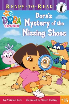Dora's mystery of the missing shoes cover image