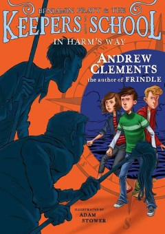 In harm's way cover image