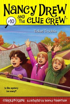 Ticket trouble cover image