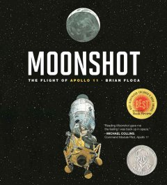 Moonshot : the flight of Apollo 11 cover image