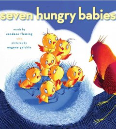 Seven hungry babies cover image