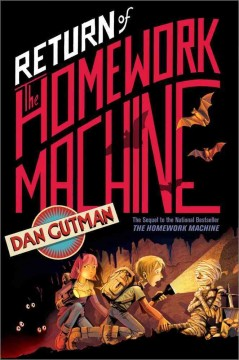 Return of the homework machine cover image