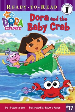 Dora and the baby crab cover image