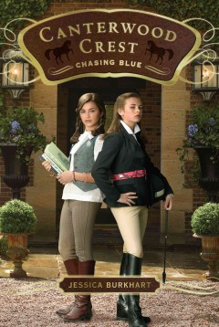 Chasing blue cover image