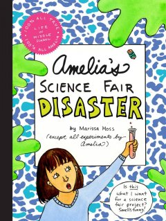 Amelia's science fair disaster cover image