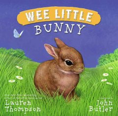 Wee little bunny cover image