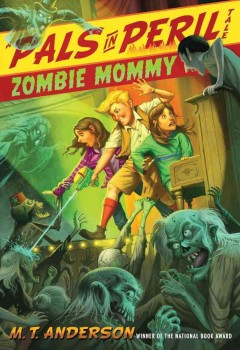 Zombie mommy cover image