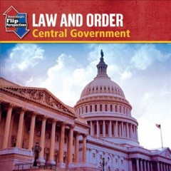 Law and order : central government ; Law and order : local government cover image
