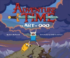 Adventure time : the art of Ooo cover image