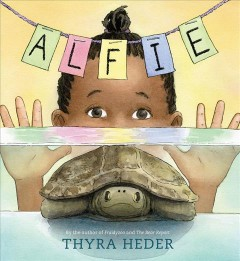 Alfie : (the turtle that disappeared) cover image