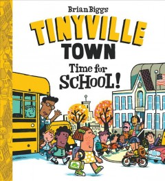 Time for school! cover image