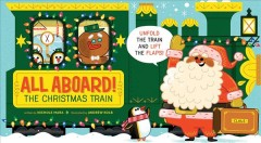 All aboard! The Christmas train cover image