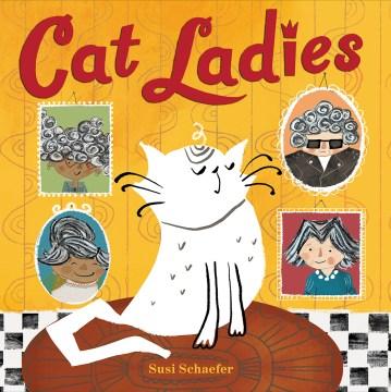 Cat ladies cover image