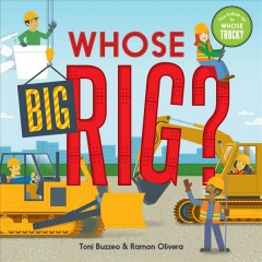Whose Big Rig? cover image