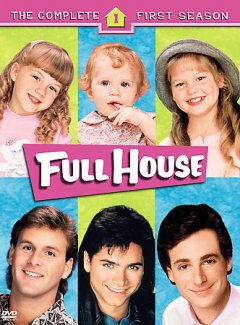 Full house. Season 1 cover image