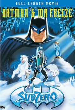 Batman & Mr. Freeze. Subzero cover image