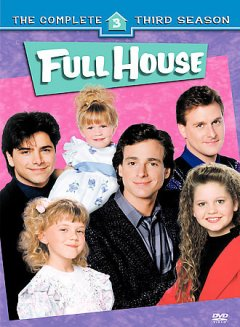 Full house. Season 3 cover image