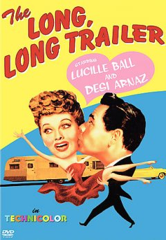 The long, long trailer cover image