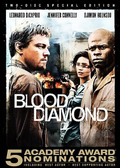 Blood diamond cover image