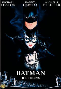 Batman returns cover image