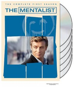 The mentalist. Season 1 cover image