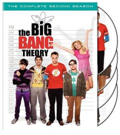 The big bang theory. Season 2 cover image