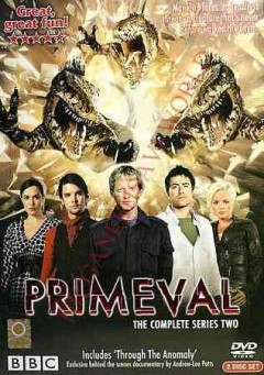 Primeval. Season 3 cover image