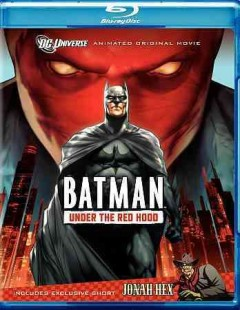 Batman. Under the red hood cover image