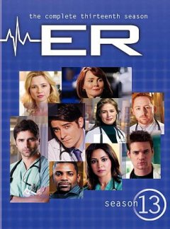 ER. Season 13 cover image