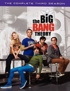 The big bang theory. Season 3 cover image