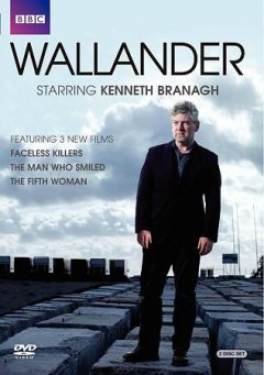 Wallander. Season 2 cover image