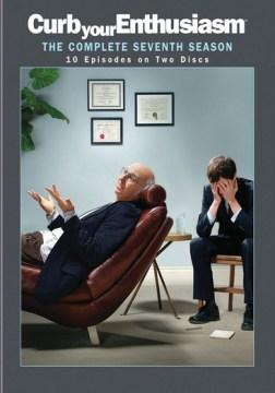 Curb your enthusiasm. Season 7 cover image