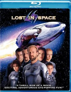 Lost in space cover image