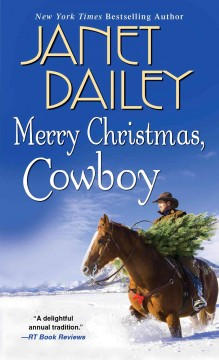Merry Christmas, cowboy cover image