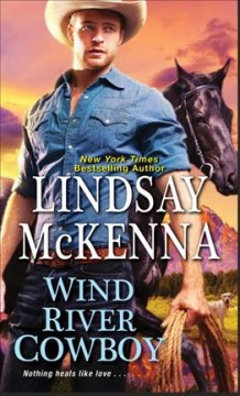 Wind River cowboy cover image