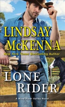 Lone rider cover image