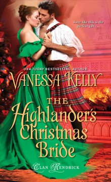 The Highlander's Christmas bride cover image